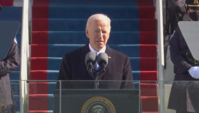 Байдън в първата си реч като президент: Цялата ми душа е вложена в обединението на Америка