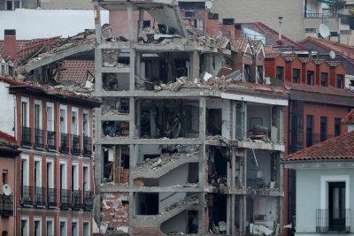 Загиналият при взрива в Мадрид българин е минавал случайно покрай сградата