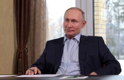 Путин: Нямам дворец
