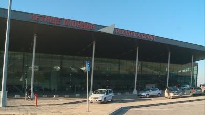 Летище Пловдив със сериозен ръст на обслужените карго полети