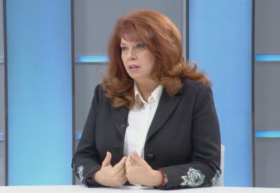 Илияна Йотова пред БНТ: Ролята на президента ще бъде много важна в консултациите след изборите