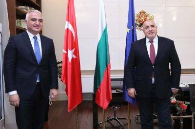 Борисов: С преодоляването на COVID-19 туристическият поток между България и Турция ще се възобнови