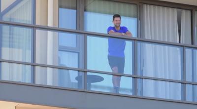 Сънародници на Новак Джокович го развеселиха по време на карантина