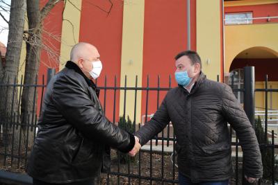 Борисов: Оглушителна е тишината от президента Радев за задържането на Навални