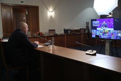 Борисов: Ваксинационният план в България се осъществява по най-разумния начин