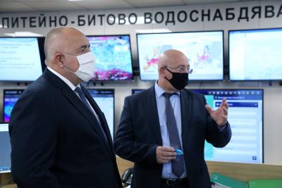Борисов и днес настоя за позиция на Радев за Навални