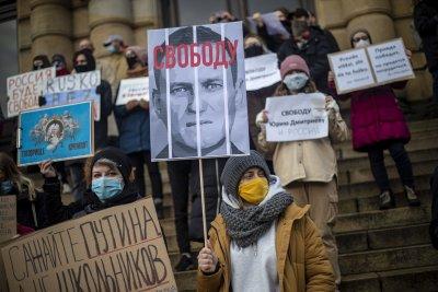 Над 3450 са арестуваните на протестите в подкрепа на Навални (ОБЗОР)