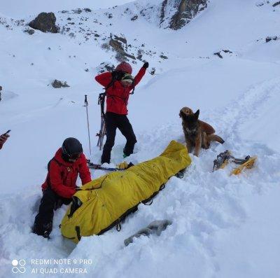 Жена оцеля при минус 20 градуса над 30 часа в Рила (СНИМКИ)