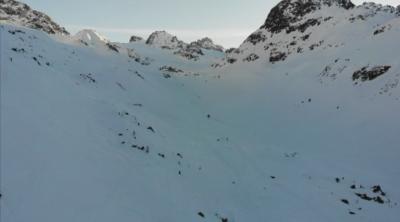 Силен вятър, снеговалеж и рязко повишаване на температурата - сигнал за лавина