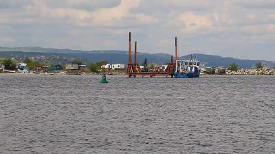 Отново теч на отпадни води във Варненското езеро