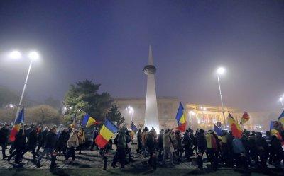 Заради пожара в ковид болница румънци поискаха оставката на здравния министър