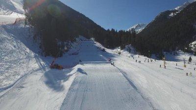 Планински спасители помогнаха на двама скиори в долината на Дамяница