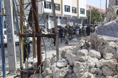 Нападение в Могадишу, има жертви
