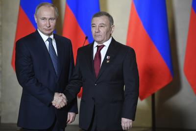 Милиардер твърди, че е собственик на пищния дворец, свързван с Владимир Путин