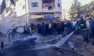 10 души загинаха при терористични атаки в Северна Сирия