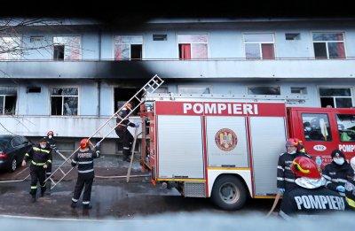 Пожар в ковид болница в Румъния взе жертви