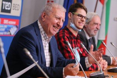 """Движение """"Заедно за промяна"""" започва подписка за втори мандат на президента Радев"""