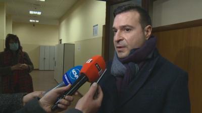Слави Ангелов с коментар след първото заседание за побоя срещу него