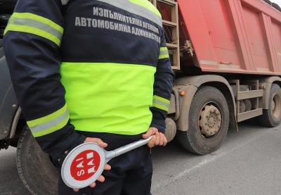 Забранено е движението на тежкотоварни автомобили на пътя Белово - Юндола