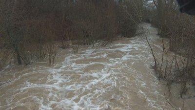 МОСВ предупреждава: Има опасност от наводнения през нощта