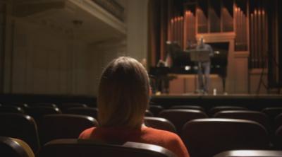 Операта във Вилнюс с представления за един зрител
