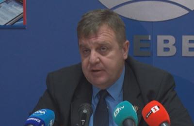 Каракачанов: Решението да се явим сами на изборите не е развод с НФСБ