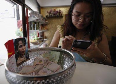 Мианмар е в интернет затъмнение