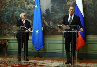 След срещата Борел-Лавров: Разногласията остават, търсят се възможности за сътрудничество