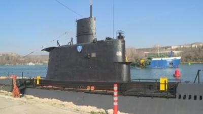 """Подводницата """"Слава"""" отново може да бъде разглеждана от посетители"""