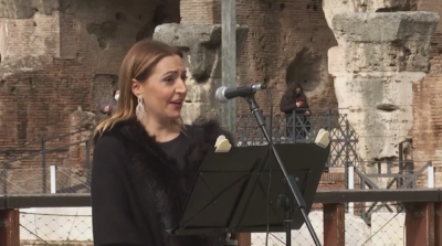 Отварянето на Колизеума бе отбелязано с концерт