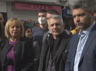 """Мая Манолова и """"Отровното трио"""" ще се явят в коалиция на изборите"""