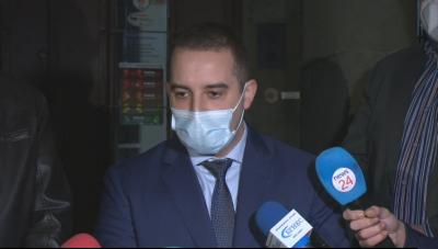 """Богдан Кирилов: През февруари oчакваме още около 260 000 дози от ваксините на """"Астра Зенека"""""""