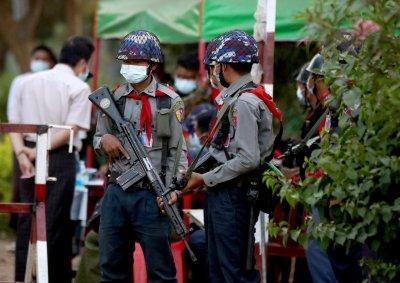 Извънредно положение в Мианмар