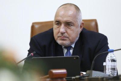 Борисов: Крадецът вика: дръжте крадеца