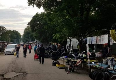 Автопазарът в Димитровград отваря след 3 месеца прекъсване