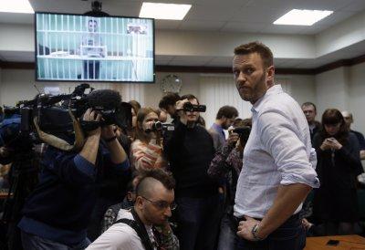 Започва процесът срещу Навални по обвинение в клевета