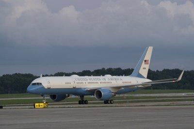 Нарушител проникна в правителствената авиобаза на САЩ