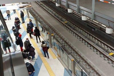 Технически проблем забави движението на метровлаковете по Линия 3