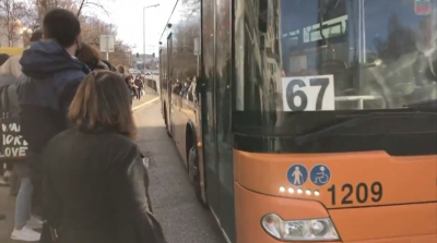 Какво трябва да се подобри в градския транспорт на София?