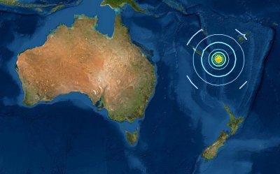 Нова Зеландия очаква необичайно силни вълни след земетресение