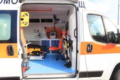 Ампутираха крака на мъж след инцидент с камион в София
