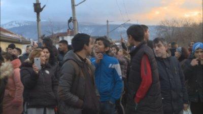 """Протест във """"Факултета"""" след смъртта от токов удар на 16-годишното момче"""