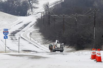Десетки са жертвите на зимната буря в Тексас