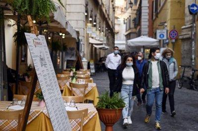 Нови зони с повишен риск от COVID-19 в Италия
