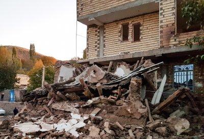 Трус от 5,6 разлюля Югозападен Иран, има ранени