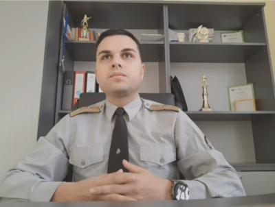 Явор Генов, пожарникар на годината: Колегите ежедневно са герои