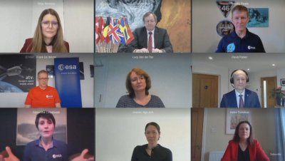 За първи път от 10 години: Европейската космическа агенция набира астронавти