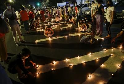 Най-малко две жертви след силово разпръскване на протестите в Мианмар