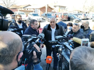 Борисов: Ние управляваме по най-добрия начин пандемията, това е безспорно