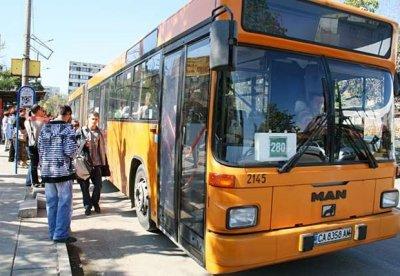 Задържаха мъжа, който нападна с чук шофьор от градския транспорт в София